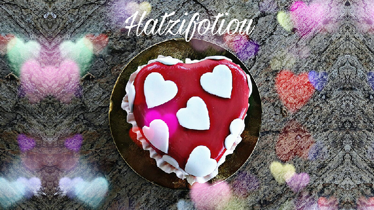 6. Τούρτα Καρδιά